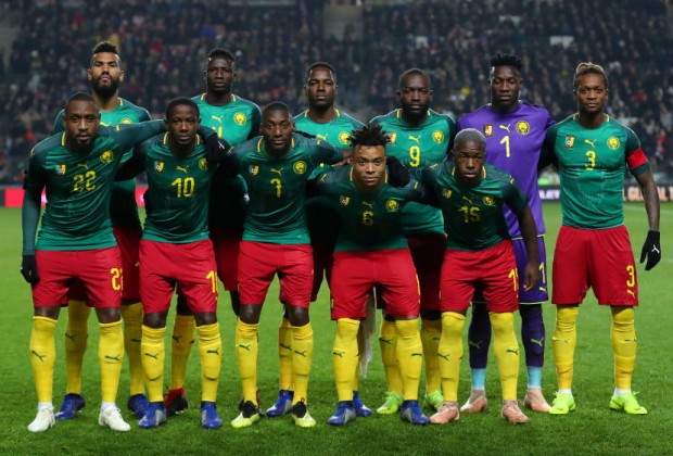 Image result for cameroon squad