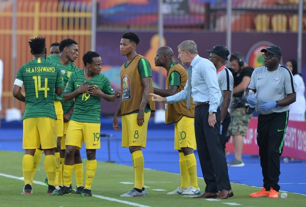 Bafana Bafana Have A Must-Win Game Tonight In Egypt