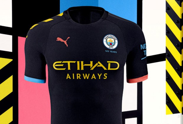 competitive price ba6bb c9a51 Gallery: Manchester City Unveil 2019/20 Home & Away Kits