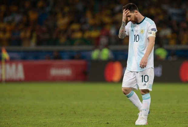 Image result for messi out of copa america