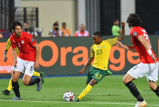 Africa Cup of Nations Report: Egypt v South Africa 06 July 2019