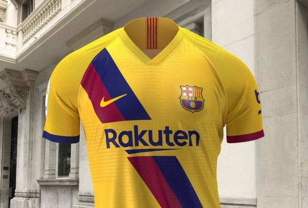 hot sale online 31d4d 22782 Gallery: FC Barcelona Unveil New 2019/20 Nike Away Kit