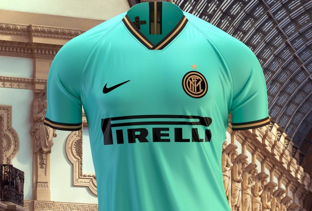 reputable site c7e2b 0180d Gallery: AC Milan, Inter Milan & AS Roma Release New 2019/20 ...