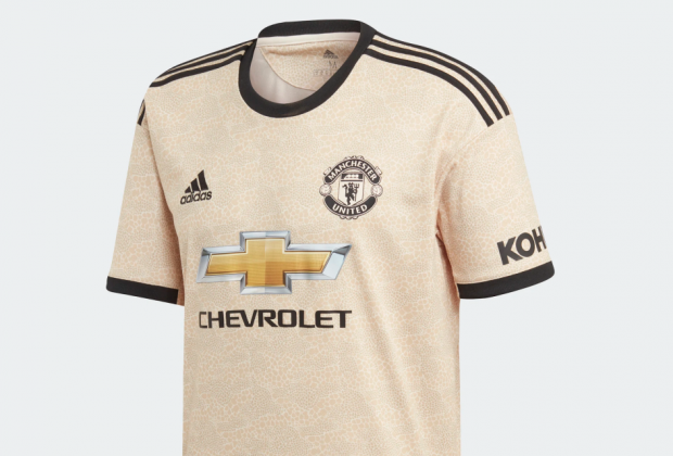 wholesale dealer 9e3aa a49f2 Gallery: Manchester United Unveil 2019/20 Away Kit