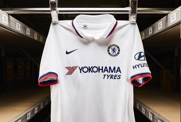 hot sale online 4065c 374c9 Gallery: Chelsea Unveil 2019/20 Away Kit