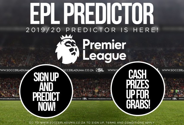 The EPL Is In Sight – Sign Up To Play The Predictor!