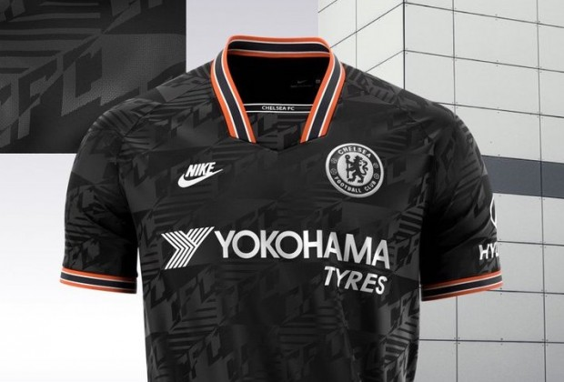best loved 5b462 956e9 Gallery: Chelsea Unveil New 2019/20 Third Kit