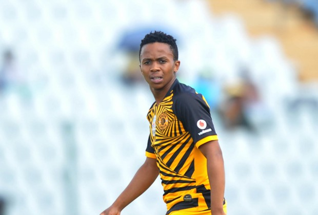 Nkosingiphile Ngcobo Finally Made His Kaizer Chiefs Return