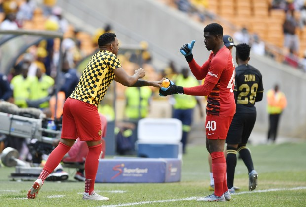 Image result for itumeleng khune and daniel akpeyi