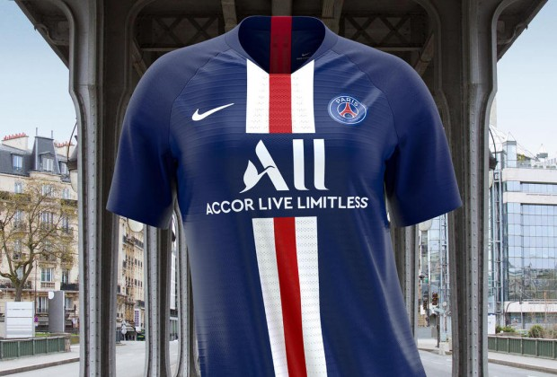 Gallery Paris Saint Germain Launch 4th Kit In Collab With Jordan