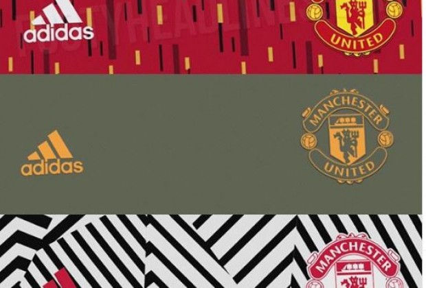 first images of manchester united s 2020 21 kits leaked manchester united s 2020 21 kits leaked
