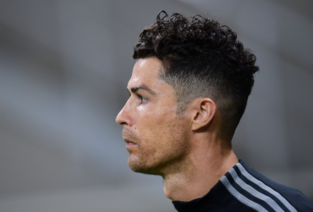 Cristiano Ronaldo Sports New Hairstyle As Juventus Get Thrashed By Ac
