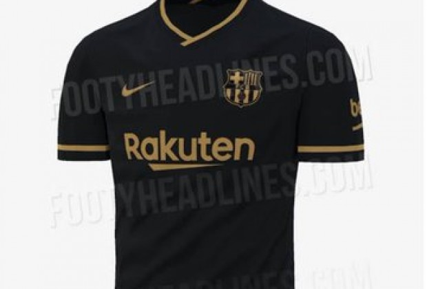 leaked fc barcelona 2020 21 away kit vs current away strip leaked fc barcelona 2020 21 away kit vs
