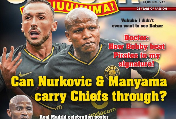 In This Week S Edition Of Soccer Laduma Edition 1183