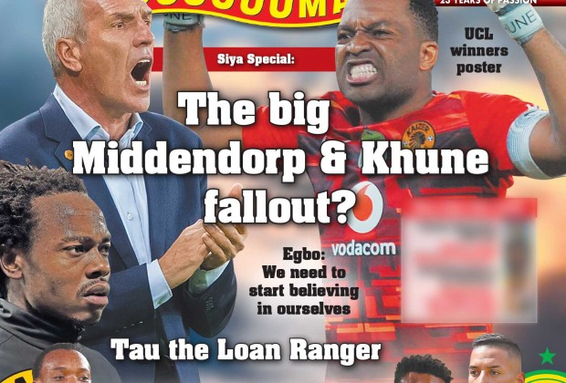 In This Week S Edition Of Soccer Laduma Edition 1188