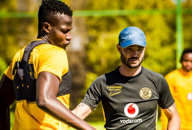 Dillon Sheppard S First Experience Of Kaizer Chiefs Village