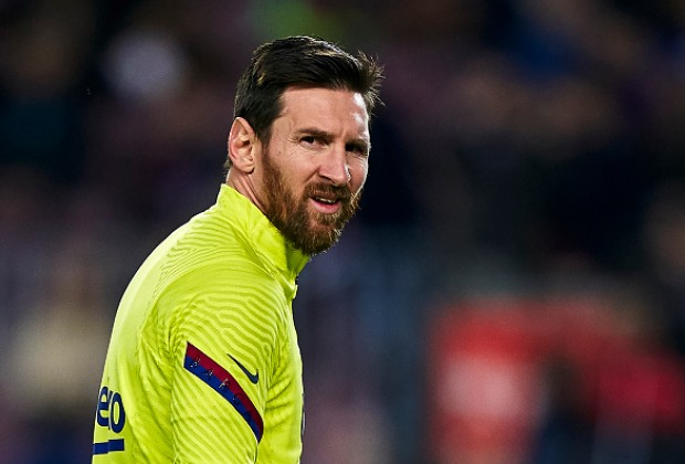Report: Manchester City Planning £15million Bid For Lionel Messi In