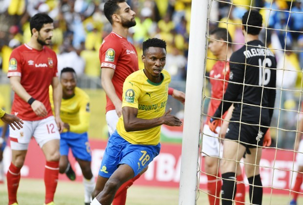 Mamelodi Sundowns are monitoring Al Ahly players according to reports