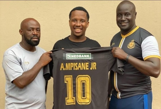 Image result for andile mpisane playing soccer