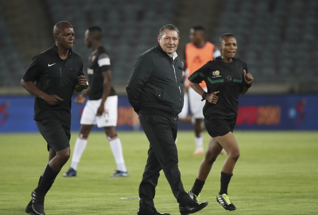 reported Kaizer Chiefs target Leletu Skelem, is going nowhere