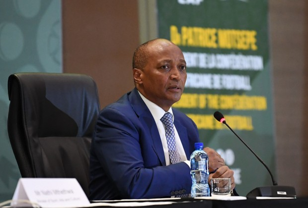 CAF Boss Patrice Motsepe Helps FIFA's Daring Thought