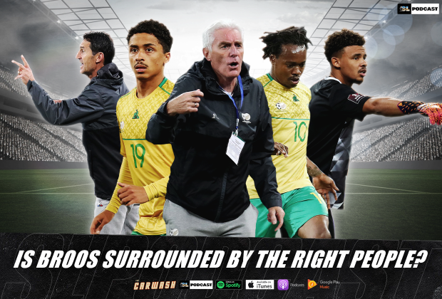 Is Broos Surrounded By The Right People? - Soccer Laduma